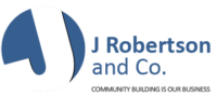 J Robertson and Co. Logo